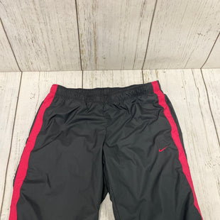 Primary Photo - BRAND: NIKE APPAREL STYLE: ATHLETIC SHORTS COLOR: CHARCOAL SIZE: S SKU: 144-144127-1799