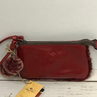 Primary Photo - BRAND: PATRICIA NASH STYLE: WRISTLET COLOR: RED OTHER INFO: NEW! SKU: 144-144138-693