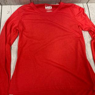 Primary Photo - BRAND: ADIDAS STYLE: ATHLETIC TOP COLOR: CORAL SIZE: M SKU: 144-144127-2058