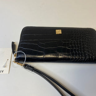 Primary Photo - BRAND: ANNE KLEIN STYLE: WALLET COLOR: BLACK SIZE: LARGE OTHER INFO: NEW! SKU: 144-14411-75988