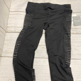 Primary Photo - BRAND: ATHLETA STYLE: ATHLETIC PANTS COLOR: BLACK SIZE: M OTHER INFO: NEW! SKU: 144-144137-874