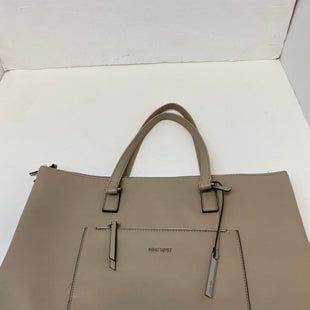 Primary Photo - BRAND: NINE WEST STYLE: TOTE COLOR: TAUPE SIZE: LARGE SKU: 144-144138-1921