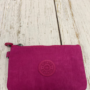 Primary Photo - BRAND: KIPLING STYLE: COIN PURSE COLOR: PINK SIZE: MEDIUM SKU: 144-144103-30921