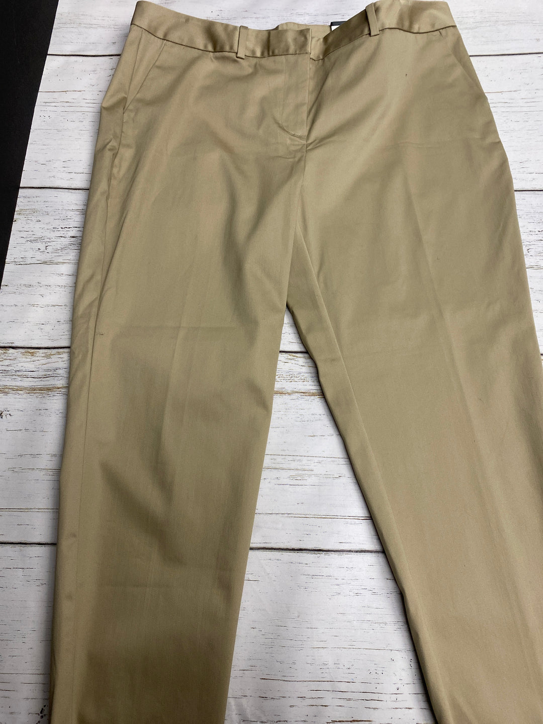 Primary Photo - BRAND: WORTHINGTON <BR>STYLE: PANTS <BR>COLOR: KHAKI <BR>SIZE: 10 <BR>SKU: 144-144136-749