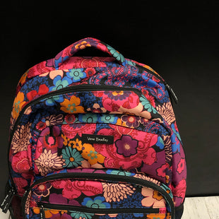 Primary Photo - BRAND: VERA BRADLEY STYLE: BACKPACK COLOR: FLORAL SIZE: LARGE OTHER INFO: NEW! FLORAL FIESTA LIGHTEN UP ESSENTIAL SKU: 144-144138-25