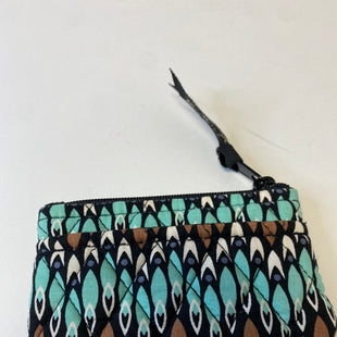 Primary Photo - BRAND: VERA BRADLEY STYLE: COIN PURSE COLOR: BROWN SIZE: SMALL OTHER INFO: SIERRA STREAM SKU: 144-14411-75984