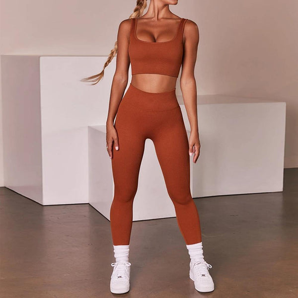Arlene Two Piece Sports Set - Abundance Boutique