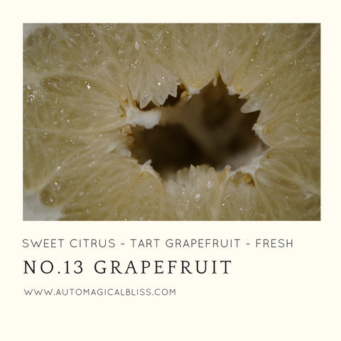 No. 013 Grapefruit