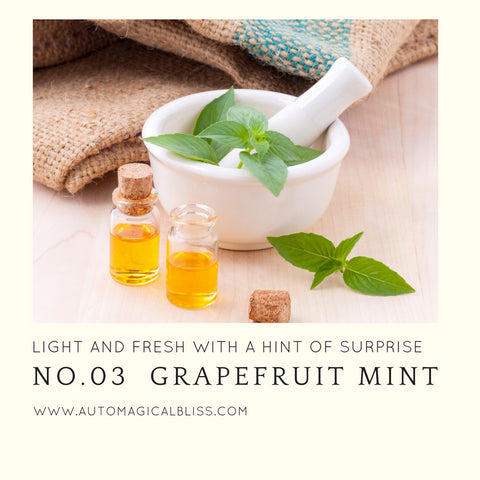 No. 03 Luxury - Grapefruit Mint