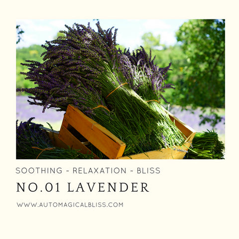 No. 01 Luxury - Lavender