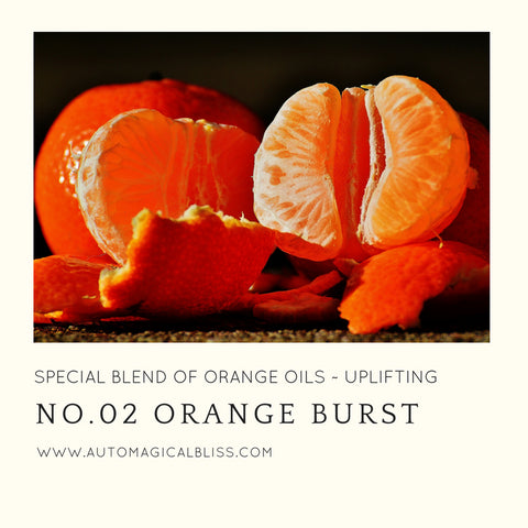 No. 02 Luxury - Orange Burst