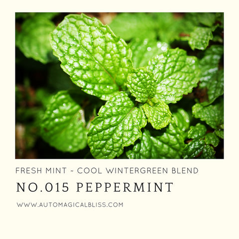 No. 015 Peppermint