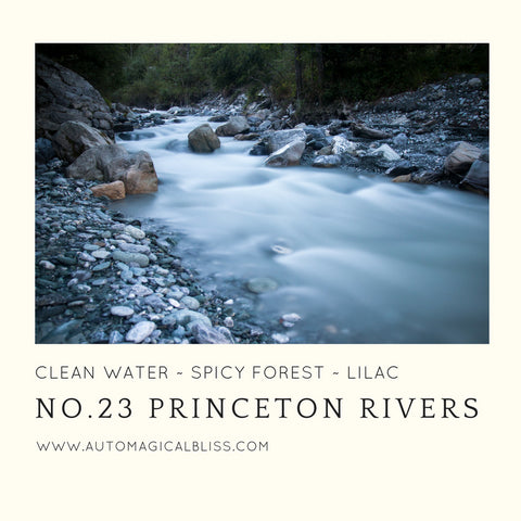 No. 023 Princeton Rivers