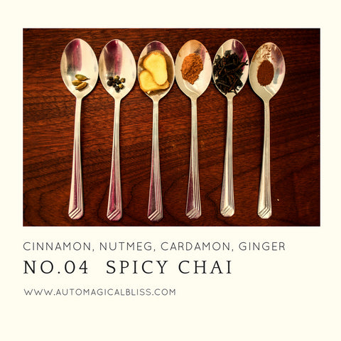 No. 04 Luxury - Spicy Chai