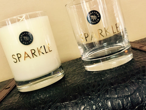 Sparkle Candle - Luxury