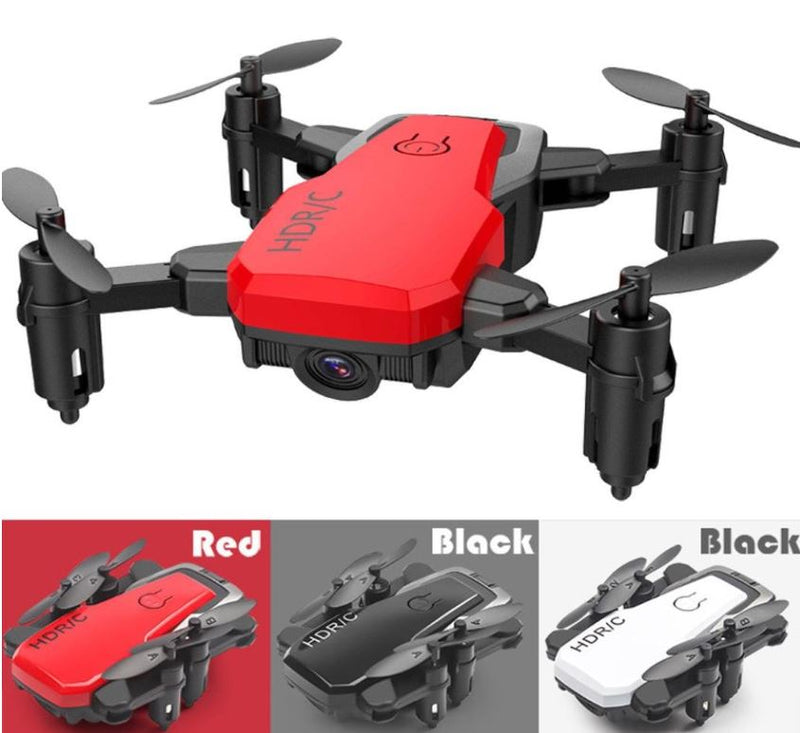 D2 Foldable Mini Drone w/ HD Camera