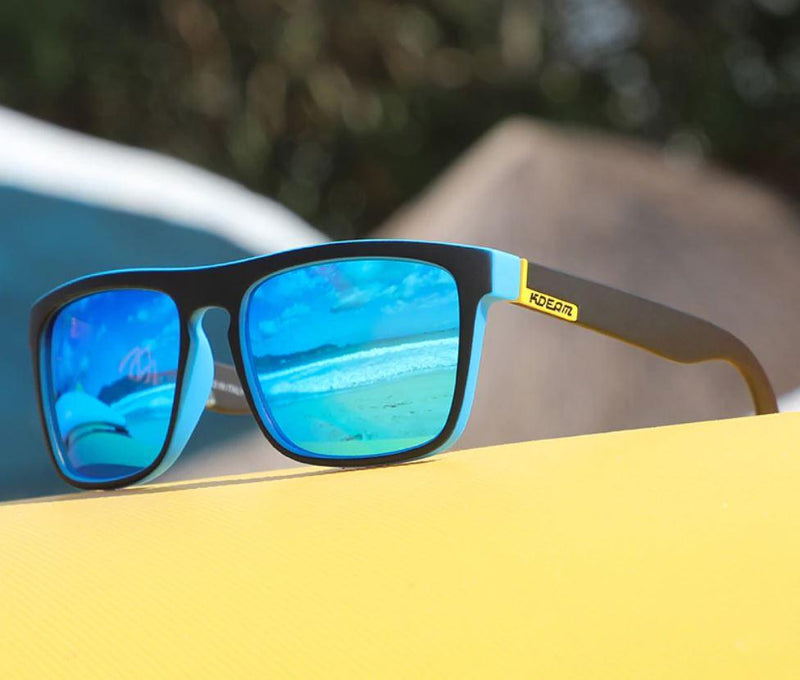 Modern Classic Polarized Sunglasses