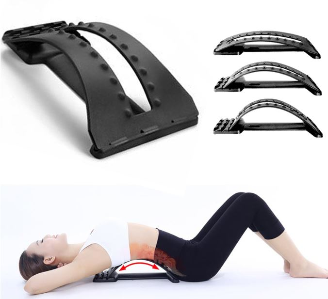 Perfect Posture Chiropractic Back Stretcher