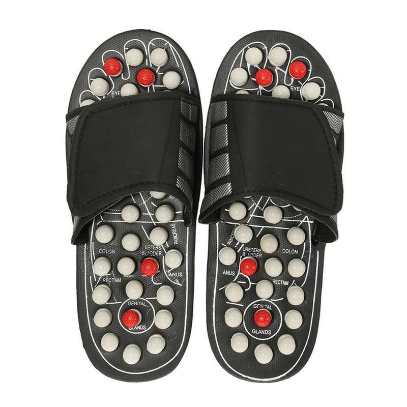 Acupuncture Flip Flop Slides