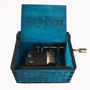 Hand Cranked Music Box-3Pcs Free Shipping