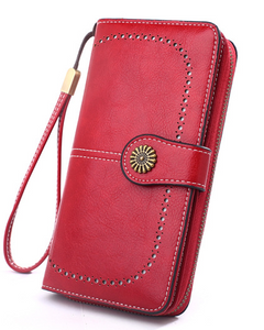 2020 Fashion Women Leather Wallet