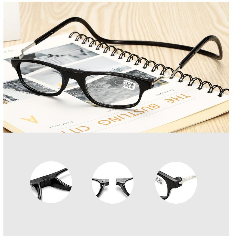 Magnetic Foldable Reading Glasses
