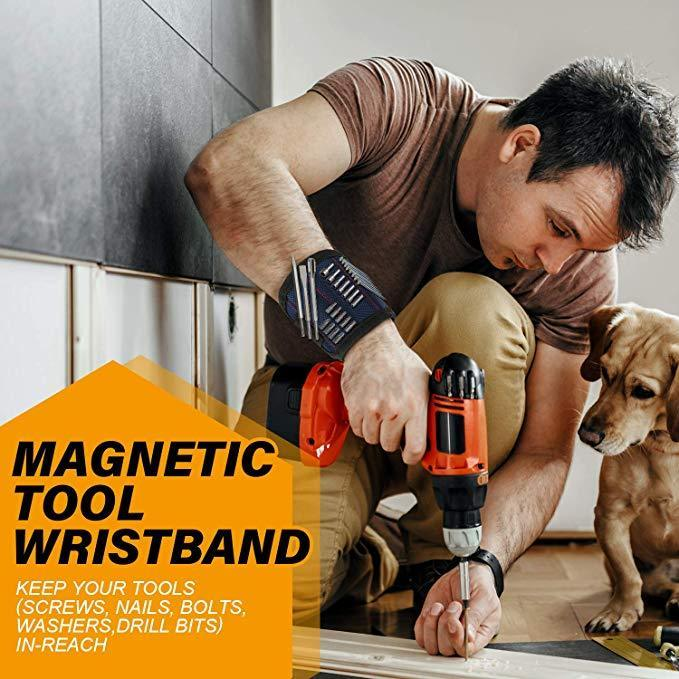 {50% Off Magnetic Wristband Tool Wristband