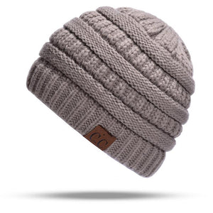 Soft Knit Ponytail Beanie - [ Buy 1,Get 2nd 20% Off ]