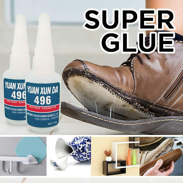 Multi-Purpose Super Glue