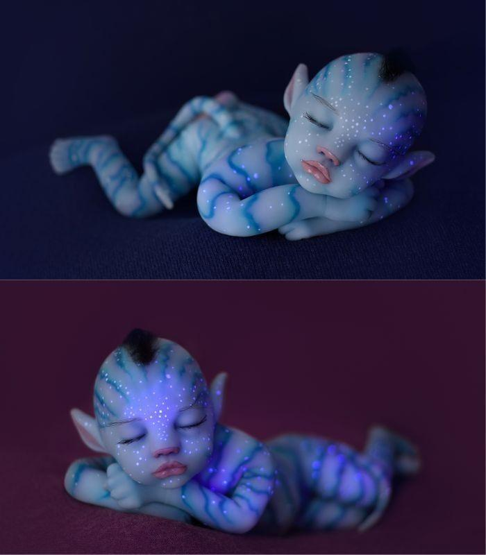 AVATAR ASLEEP