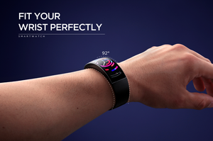 Best Smart Bracelet For 2020-Measure Blood Pressure & Heart Rate in Real Time  - BUY 2 FREE SHIPPING