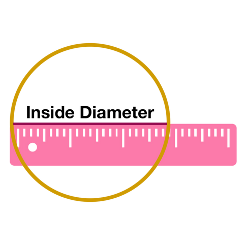 ring size inside diameter