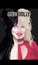 Load image into Gallery viewer, Goth Dolly