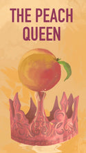 Load image into Gallery viewer, The Peach Queen.