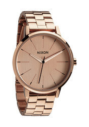 Nixon Kensington Rose Gold