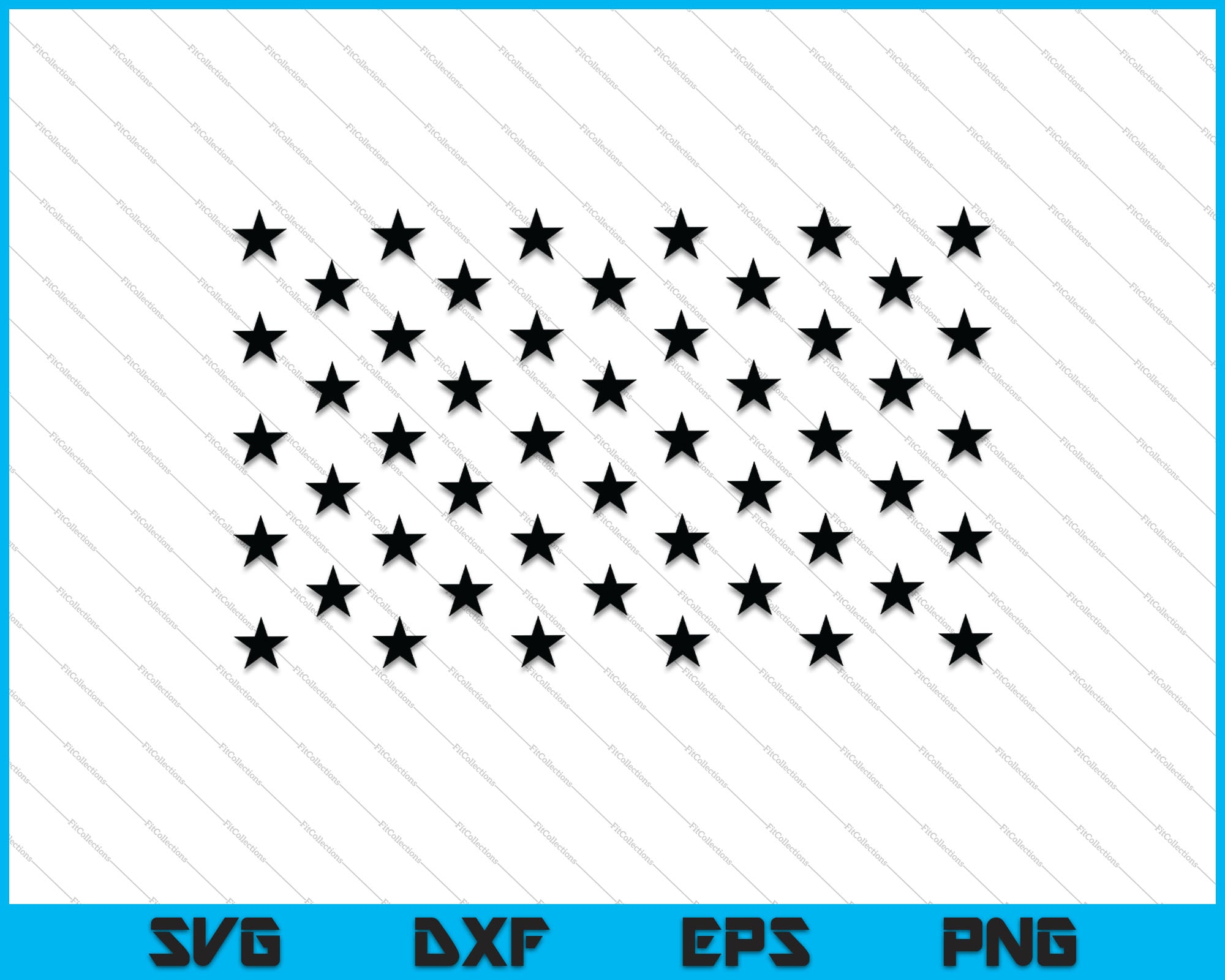 Download Arrow Flag * Stars *Stripes Cutting File Crafter Files