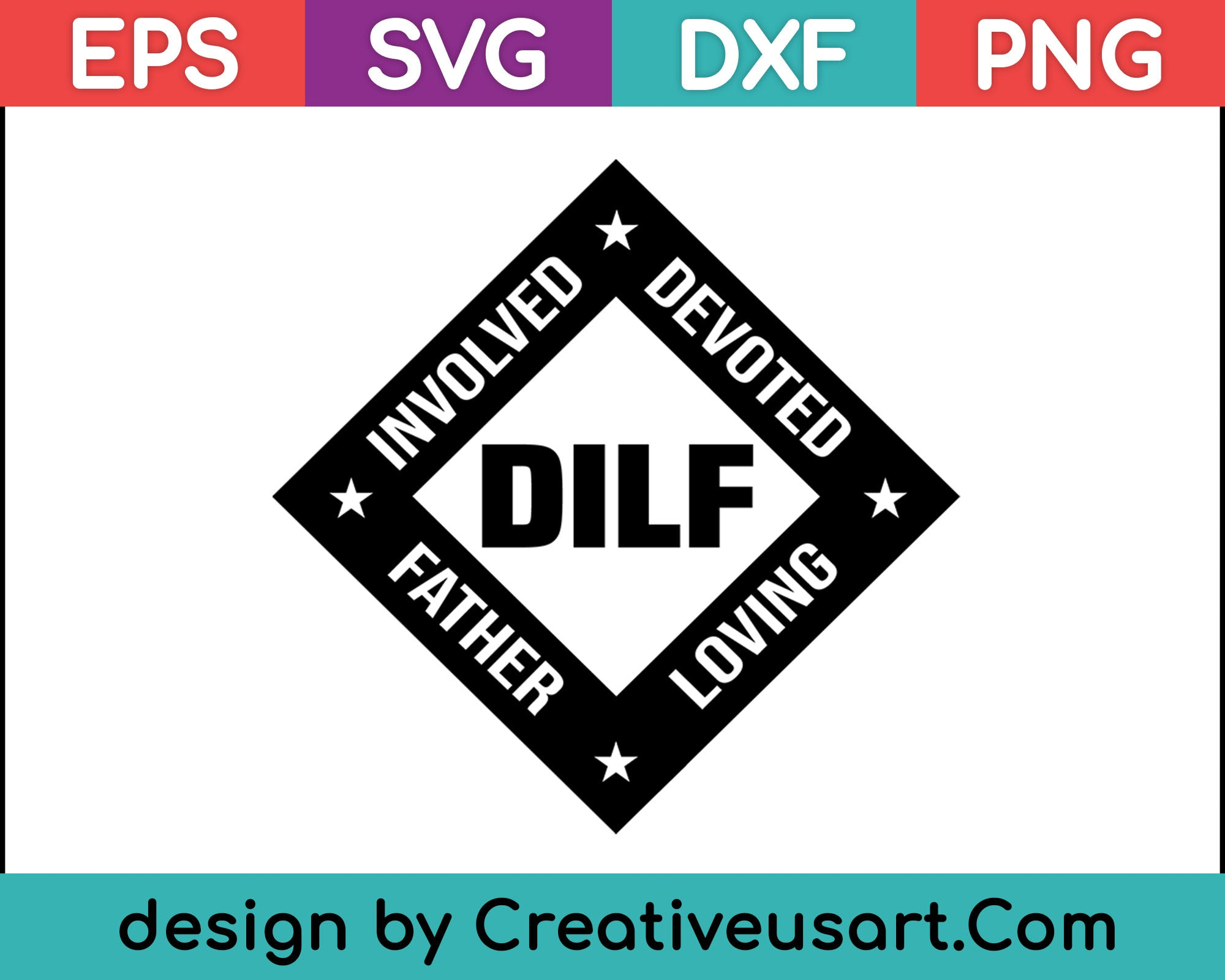 Free We've got a few fun designs for you this june! Dilf Fathers Day Gifts From Wife Fathers Day Shirt Svg Files Creativeusart SVG, PNG, EPS, DXF File