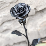 Unique Metal Rose