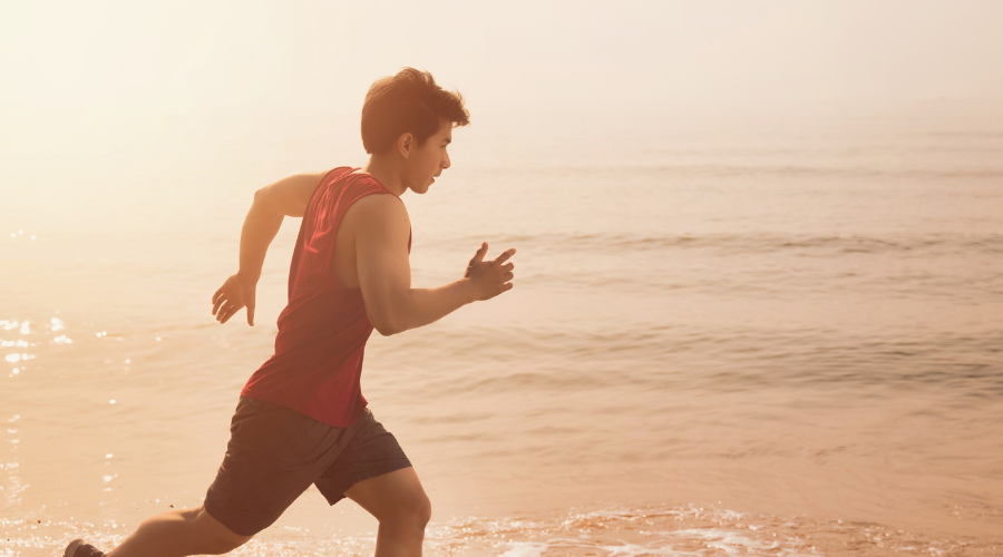 Men should exercise twice a week for 30 mins to have great health