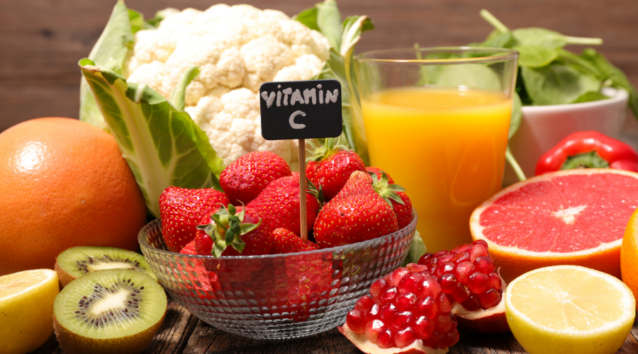 Can food provide enough vitamins for kids