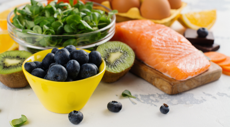 Here are some food that is good for eyes health