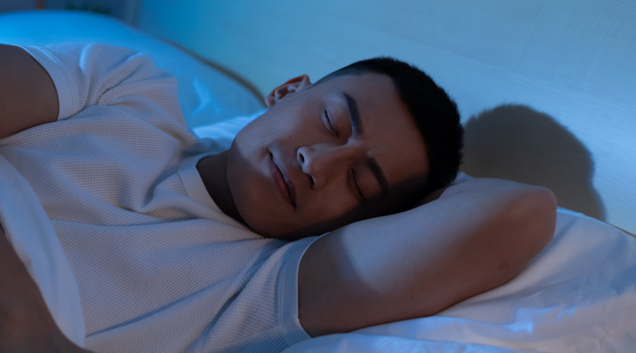 Man should get at least 6 to 8 hours of sleep to remain focused and perform at your peak performance.