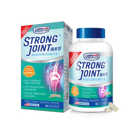 If you joints are painful, try US Clinicals StrongJoint. Proven formula to relieve joint pains.