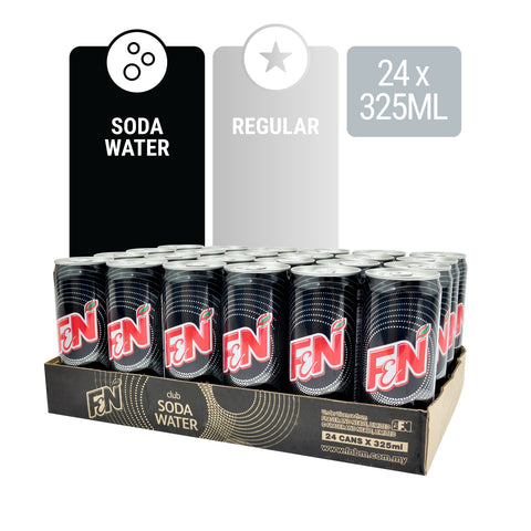 1171506-F&N Soda Water 325ml x 24