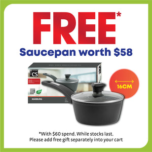 99354 - Carl Schmidt Sohn saucepan with $60 Spend