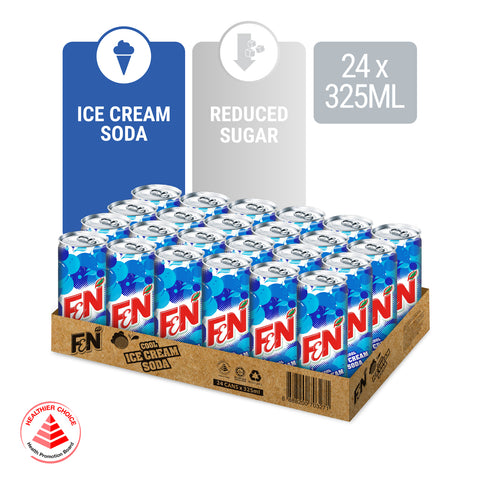 1170976- F&N Ice Cream Soda 325ML X 24