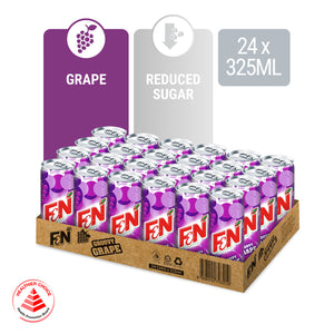 1172290- F&N Grape 325ML x 24