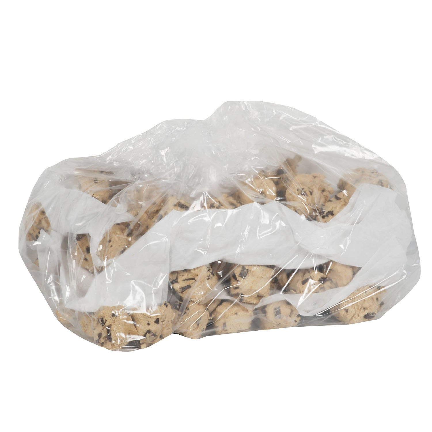 Sysco Block & Barrel Frozen Chocolate Chunk Cookie Dough 56 g - 128 Pack [$0.34/each]