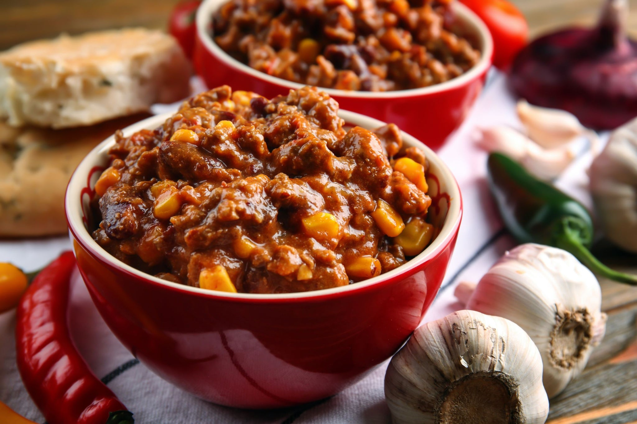 Campbell Chili con carne - 3 Pack [$3.96/lb]