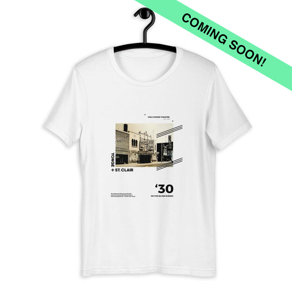 Hollywood Theatre T-Shirt (Coming Soon)